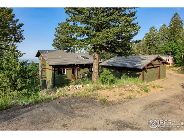 1666 Deer Trail Rd, Boulder, CO 80302 (MLS #943683) :: Jenn Porter Group