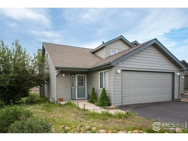 1360 Raven Cir A, Estes Park, CO 80517 (MLS #943718) :: J2 Real Estate Group at Remax Alliance
