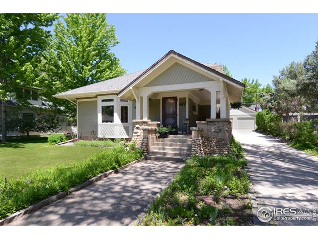 617 W 4th St, Loveland, CO 80537 (MLS #943758) :: Bliss Realty Group
