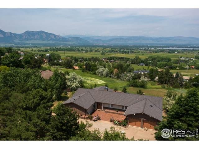 7487 Panorama Dr, Boulder, CO 80303 (MLS #943778) :: Stephanie Kolesar