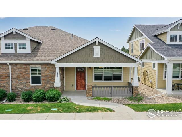 4751 Pleasant Oak Dr A-33, Fort Collins, CO 80525 (MLS #943794) :: J2 Real Estate Group at Remax Alliance