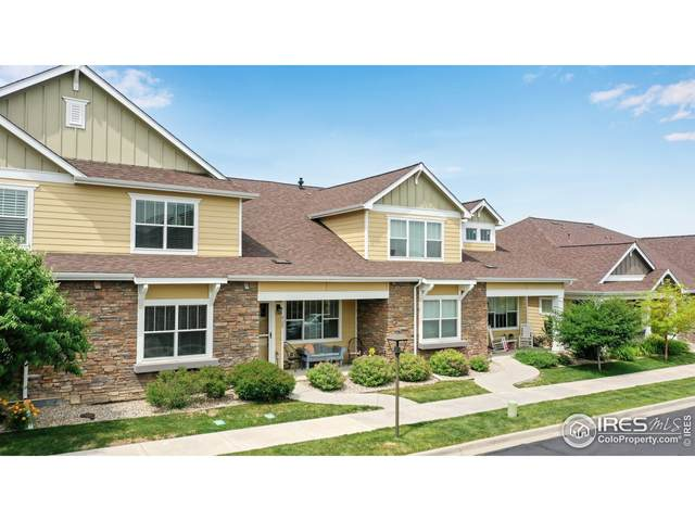 4751 Pleasant Oak Dr A-20, Fort Collins, CO 80525 (MLS #943795) :: Stephanie Kolesar