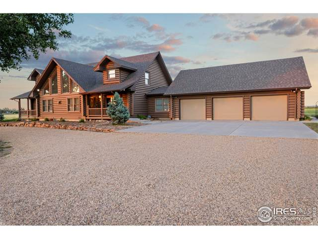 33042 County Road 61.5, Gill, CO 80624 (MLS #943798) :: Tracy's Team