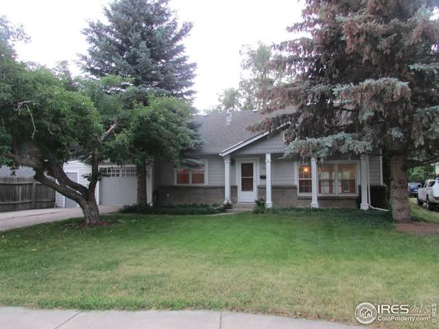1901 W Mulberry St, Fort Collins, CO 80521 (MLS #943808) :: Stephanie Kolesar