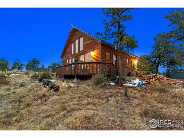 468 Sanddown Blvd, Livermore, CO 80536 (MLS #944046) :: Downtown Real Estate Partners