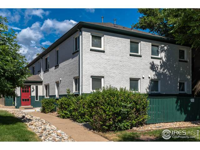 961 16th St #4, Boulder, CO 80302 (MLS #944261) :: Bliss Realty Group