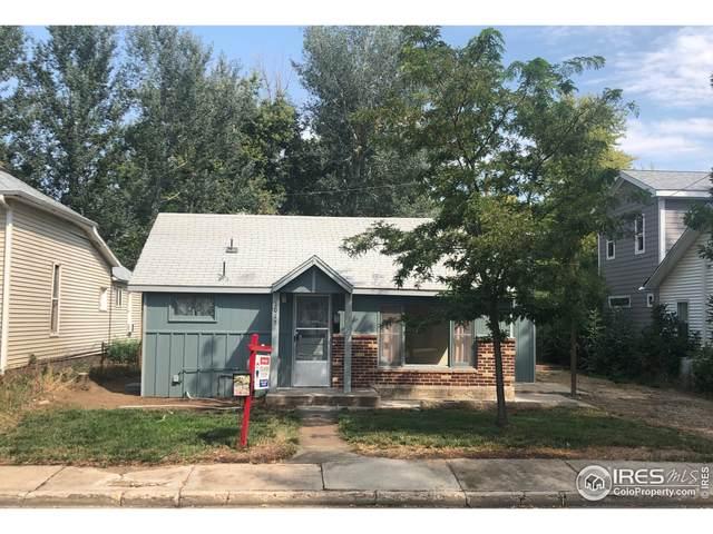 1013 E 3rd St, Loveland, CO 80537 (MLS #944724) :: J2 Real Estate Group at Remax Alliance
