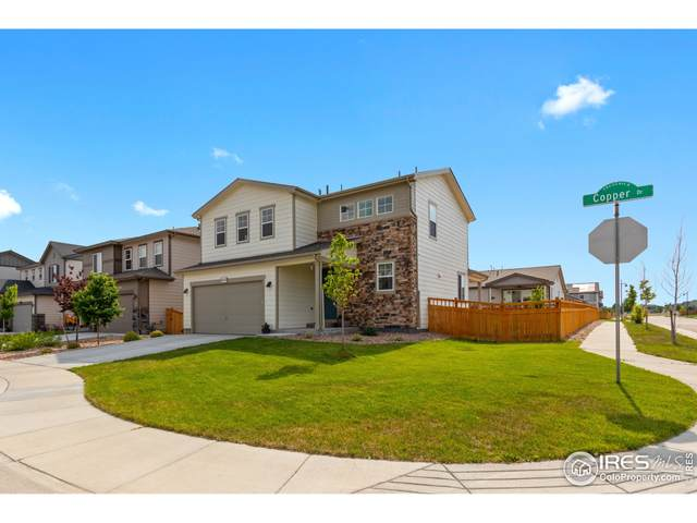 6407 Copper Dr, Frederick, CO 80516 (MLS #944728) :: J2 Real Estate Group at Remax Alliance