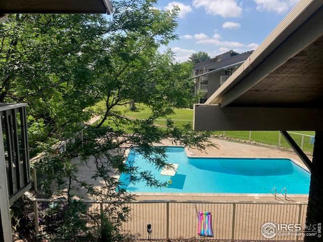 695 Manhattan Dr #205, Boulder, CO 80303 (MLS #944840) :: J2 Real Estate Group at Remax Alliance