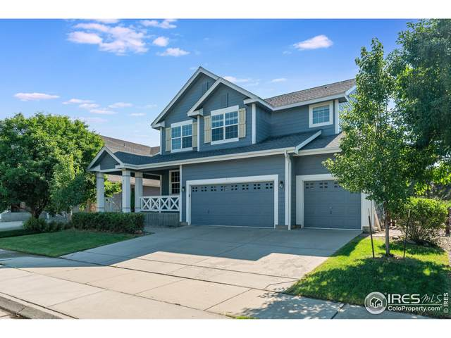 911 Petras St, Erie, CO 80516 (MLS #944932) :: Tracy's Team
