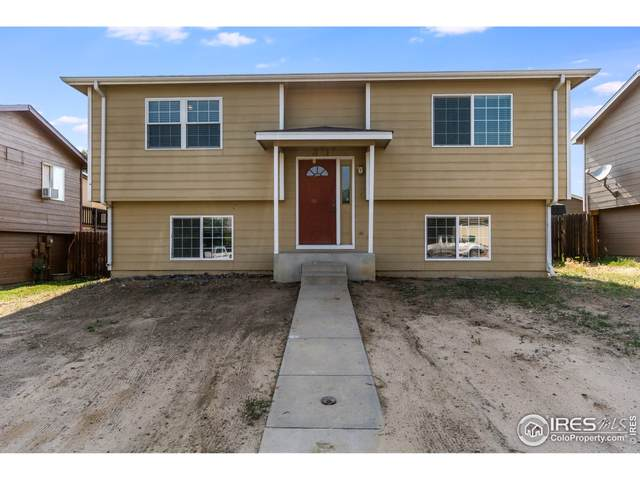 3717 Valley View Ave, Evans, CO 80620 (MLS #945055) :: Tracy's Team