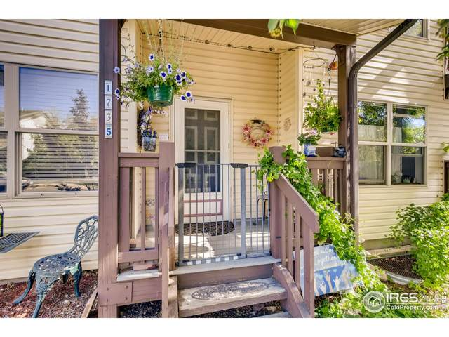 1735 Yaupon Ave, Boulder, CO 80304 (#945145) :: The Griffith Home Team