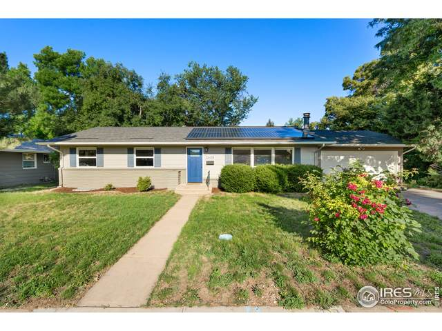 2605 Mathews St, Fort Collins, CO 80525 (MLS #945292) :: Tracy's Team