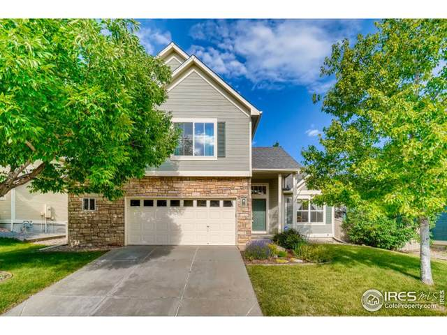 177 High Country Dr, Lafayette, CO 80026 (MLS #945326) :: Tracy's Team