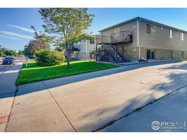 3800 Burlington Ave, Evans, CO 80620 (MLS #945372) :: Tracy's Team