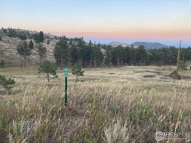 600 Labelle Rd, Boulder, CO 80302 (MLS #945453) :: Jenn Porter Group