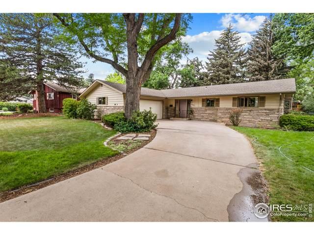 1109 Newsom St, Fort Collins, CO 80524 (MLS #945465) :: Jenn Porter Group