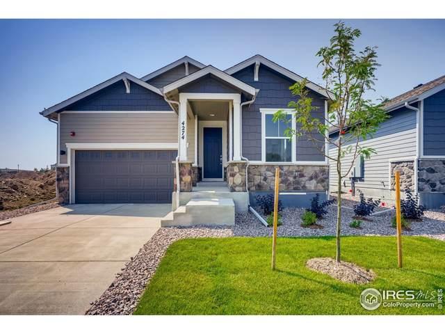 4274 Martinson Dr, Loveland, CO 80537 (MLS #945634) :: Downtown Real Estate Partners