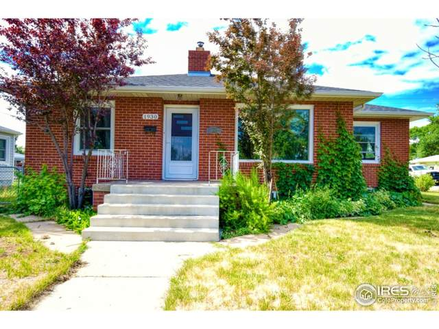 1930 13th St, Greeley, CO 80631 (MLS #945662) :: J2 Real Estate Group at Remax Alliance