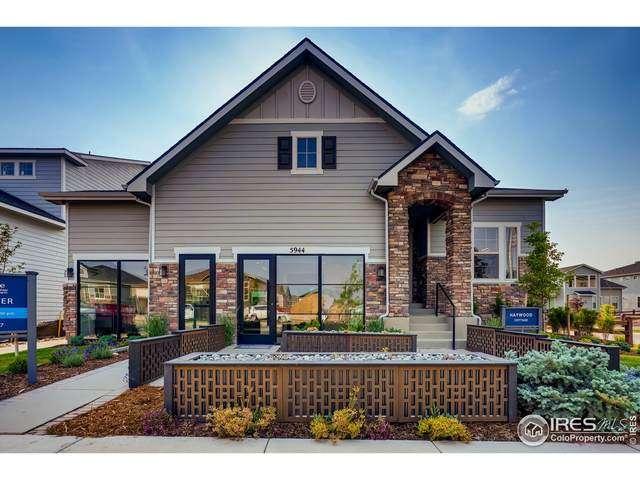 5944 Fall Harvest Way, Fort Collins, CO 80528 (MLS #945788) :: J2 Real Estate Group at Remax Alliance
