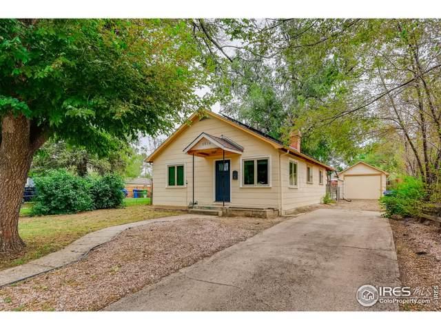 1516 N Jefferson Ave, Loveland, CO 80538 (MLS #945907) :: Jenn Porter Group