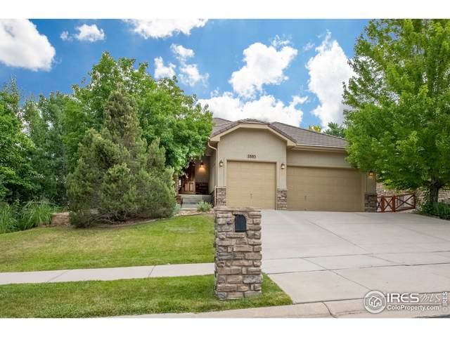 2885 W 115th Dr, Westminster, CO 80234 (MLS #945920) :: Tracy's Team