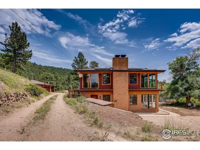 182 Poorman Rd, Boulder, CO 80302 (MLS #946081) :: J2 Real Estate Group at Remax Alliance