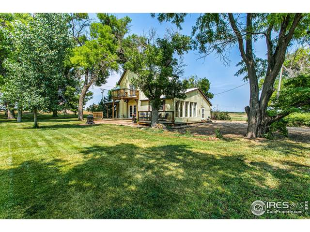 17972 County Road 15, Johnstown, CO 80534 (MLS #946110) :: Downtown Real Estate Partners