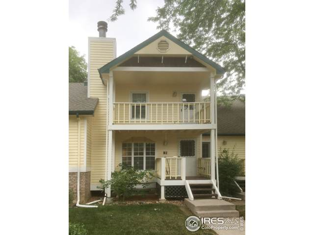 1525 Hull St B2, Fort Collins, CO 80526 (MLS #946146) :: RE/MAX Elevate Louisville
