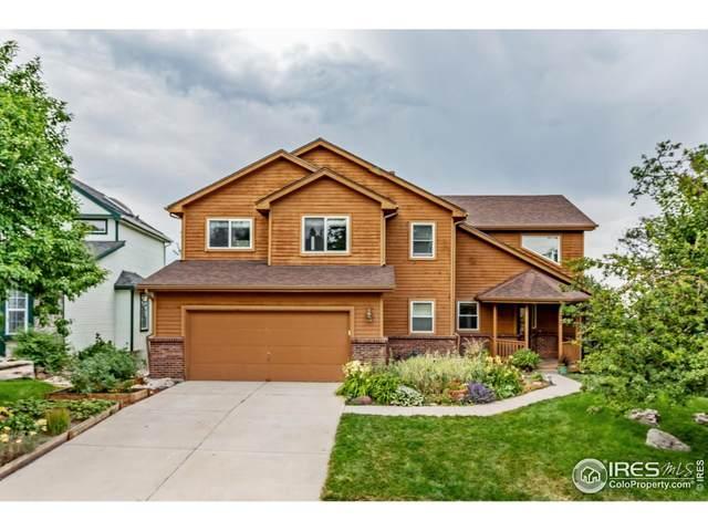 239 Powderhorn Trl, Broomfield, CO 80020 (MLS #946433) :: Downtown Real Estate Partners