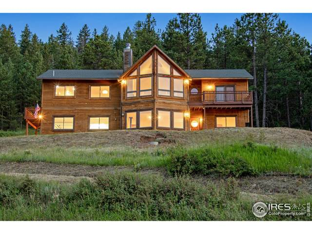 1938 Green Mountain Dr, Livermore, CO 80536 (MLS #946523) :: Bliss Realty Group
