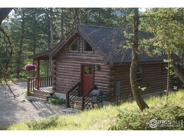 237 Antler Way, Red Feather Lakes, CO 80545 (MLS #946631) :: Jenn Porter Group