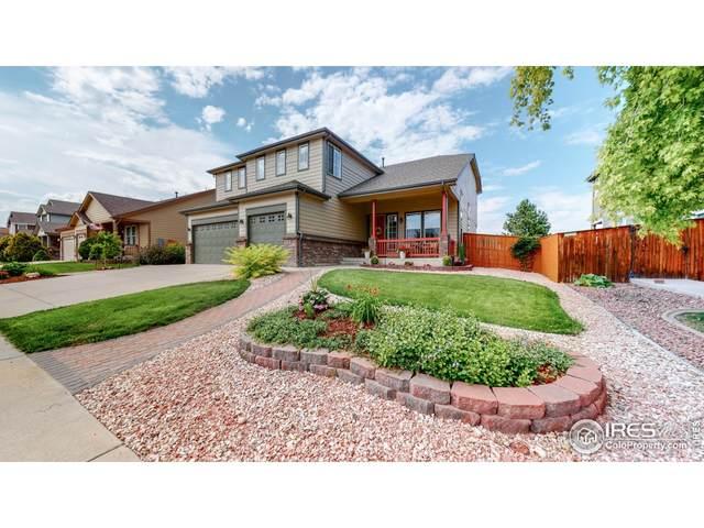 843 Glenarbor Cir, Longmont, CO 80504 (MLS #946729) :: Downtown Real Estate Partners