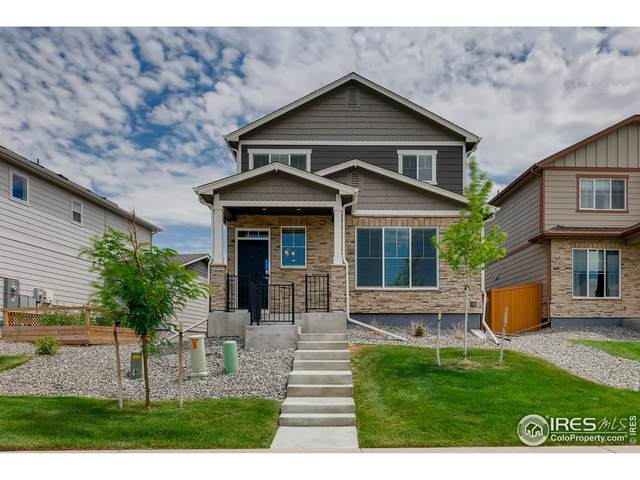 11697 Parksouth Ln, Parker, CO 80138 (MLS #946734) :: Bliss Realty Group