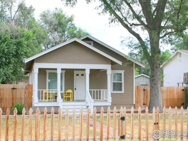 3808 Roosevelt Ave, Wellington, CO 80549 (MLS #946735) :: Jenn Porter Group