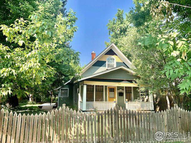 139 N Meldrum St, Fort Collins, CO 80521 (MLS #946878) :: Downtown Real Estate Partners