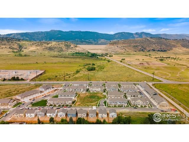 2421 Ridge Top Dr #3, Fort Collins, CO 80526 (MLS #946971) :: Coldwell Banker Plains