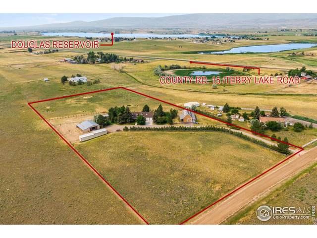 533 E County Road 66, Fort Collins, CO 80524 (MLS #947028) :: J2 Real Estate Group at Remax Alliance