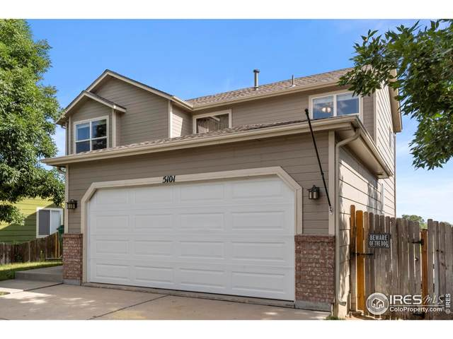 5101 Wilhelm Dr, Colorado Springs, CO 80911 (MLS #947084) :: J2 Real Estate Group at Remax Alliance
