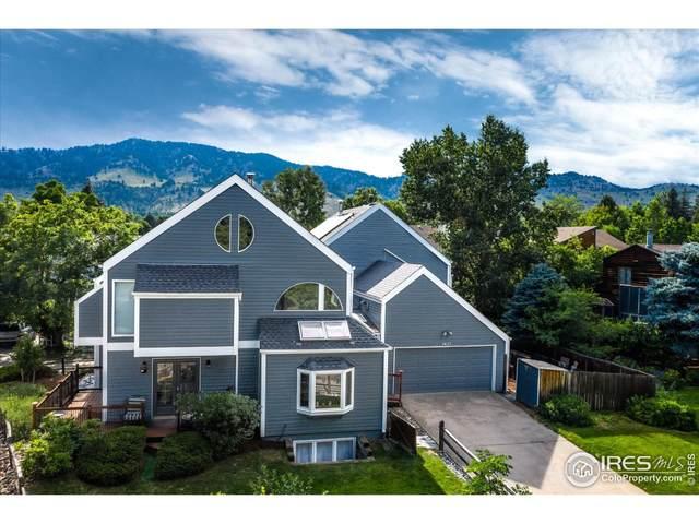 3437 Iris Ct, Boulder, CO 80304 (MLS #947154) :: J2 Real Estate Group at Remax Alliance