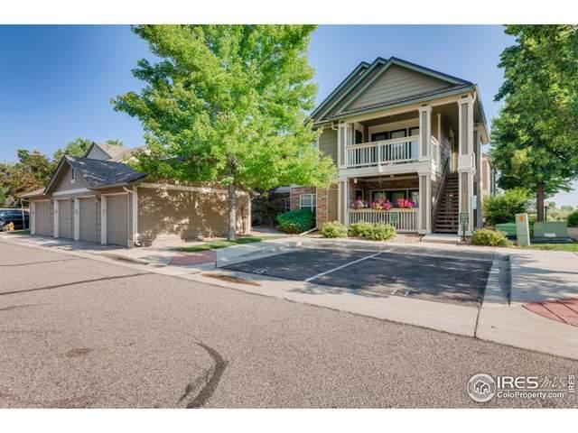 4385 S Balsam St 2-203, Littleton, CO 80123 (MLS #947206) :: Downtown Real Estate Partners