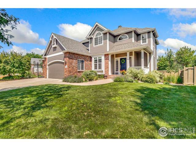 5926 Falling Water Dr, Fort Collins, CO 80528 (MLS #947308) :: J2 Real Estate Group at Remax Alliance