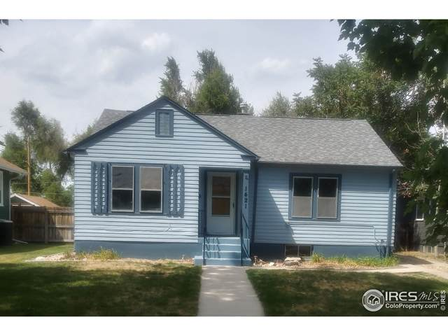 1421 12th St, Greeley, CO 80631 (MLS #947407) :: J2 Real Estate Group at Remax Alliance