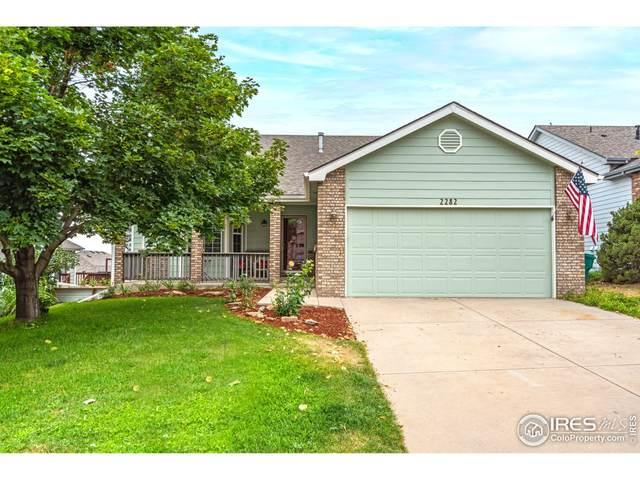 2282 Birdie Dr E, Milliken, CO 80543 (MLS #947429) :: Downtown Real Estate Partners