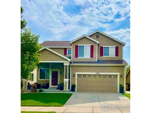 1206 103rd Ave, Greeley, CO 80634 (MLS #947507) :: Downtown Real Estate Partners