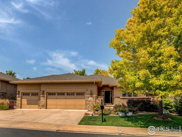 6816 Spanish Bay Dr, Windsor, CO 80550 (MLS #947548) :: Downtown Real Estate Partners