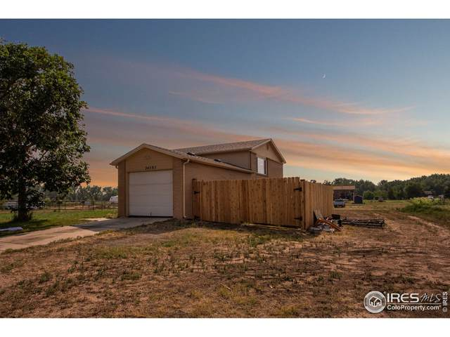 24595 Cottonwood Ct, Kersey, CO 80644 (MLS #947583) :: Coldwell Banker Plains