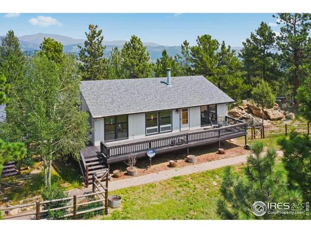 1551 Mockingbird Trl, Bailey, CO 80421 (MLS #948075) :: Downtown Real Estate Partners