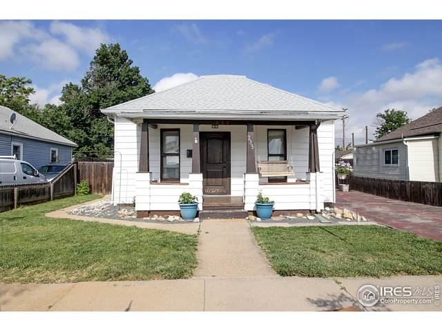 235 Garfield Ave, Loveland, CO 80537 (MLS #948091) :: J2 Real Estate Group at Remax Alliance