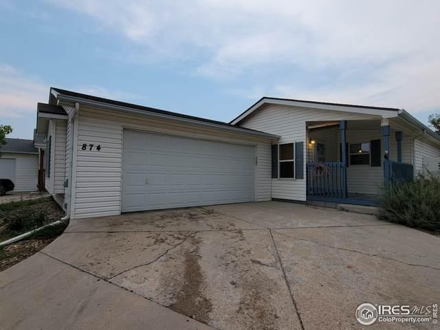 874 Vitala Dr, Fort Collins, CO 80524 (#948122) :: James Crocker Team
